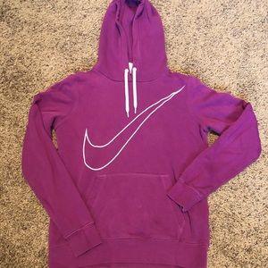 Nike women's hoodie size medium